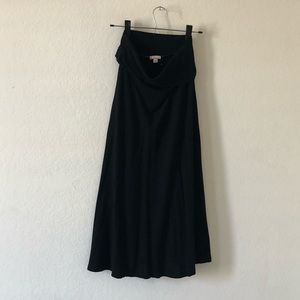 NWOT Black Gap Maxi Skirt Size XS